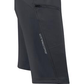 GORE WEAR C5 Trail Windstopper Shorts Herren black